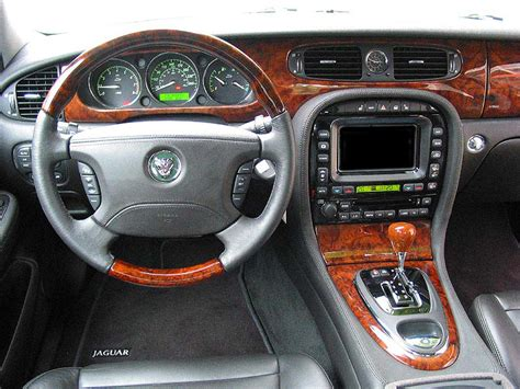 Xkr Interior Madera Concepts Jaguars
