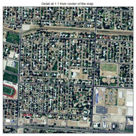 Garden City Kansas by Aerial Photography Map Of Garden City Ks Kansas