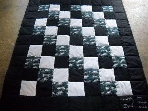 Philadelphia Eagles Quilt by Handmade Philadelphia Eagles Throw Quilt Personalized