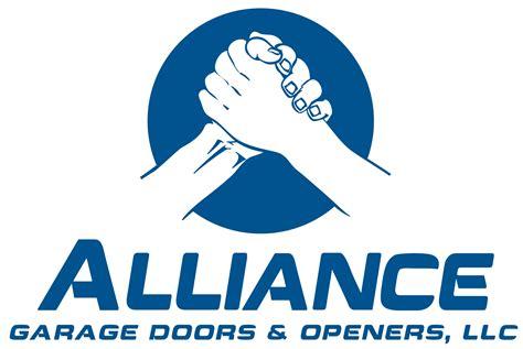 alliance garage door opener garage door opener parts recommended maintenance parts