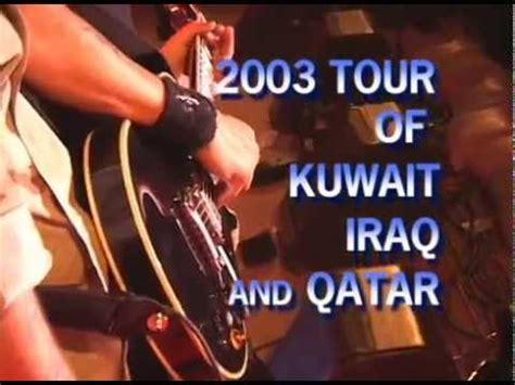 kid rock uso kid rock uso show baghdad youtube