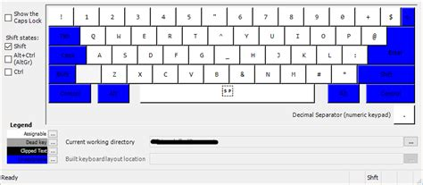 us keyboard layout windows 8 msklc under windows 10 create custom keyboard layout