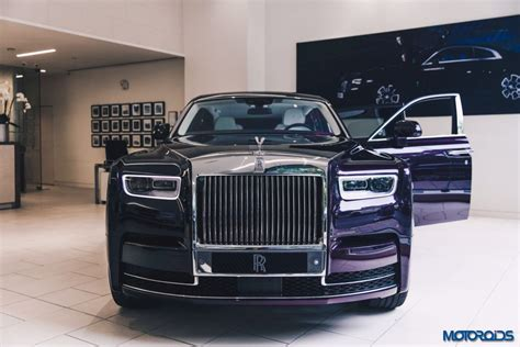 roll royce phantom 2018 in images 2018 rolls royce phantom in the flesh at london