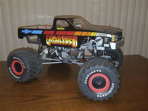 rc truck freestyle esp zilla 2 jam throwback reader s ride rc car