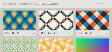css3 background pattern effect css gradients with background blend mode