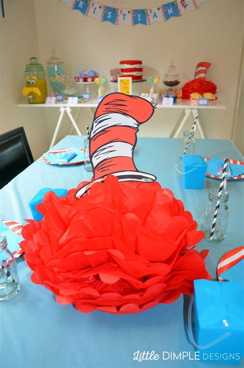 dr seuss centerpieces dr seuss birthday ideas for buffet