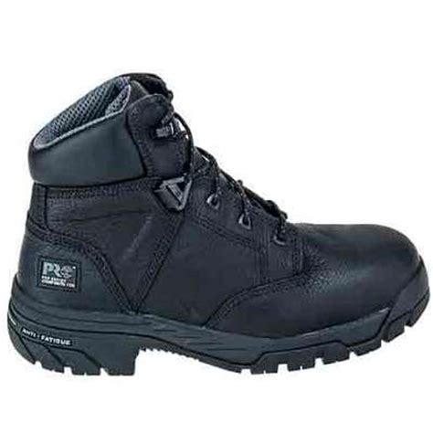 timberland s pro 6 in helix wp composite toe boots 87517