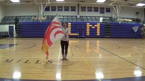 color guard basics flag basics lake mills color guard