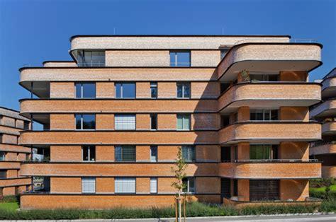 Contemporary Architecture Design Bildergalerie Zu Wohnanlage Von Baumschlager Eberle Seeschanze Am Bodensee Architektur Und