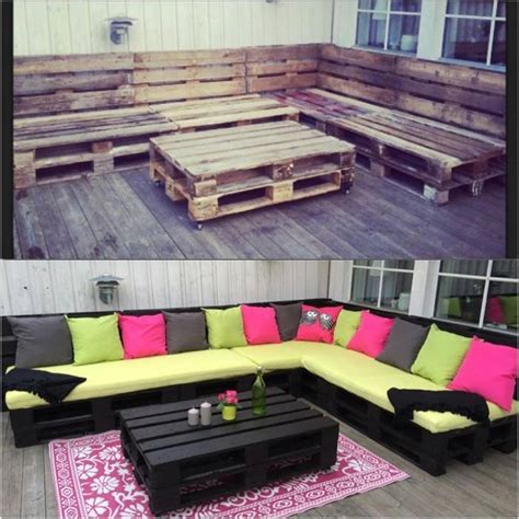 Sofa Out Of Pallets by 15 Truly Inspiring Pallet Sofa Projects Diy Cozy Home