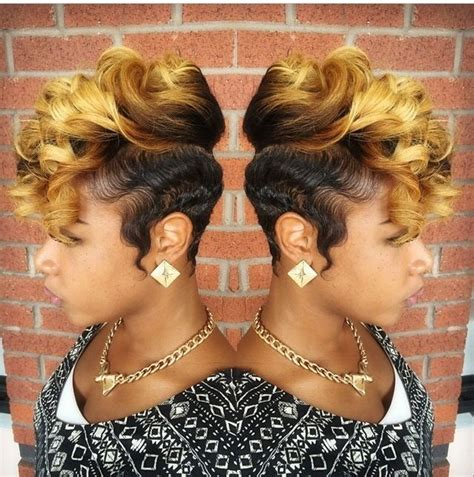 black women on pinterest with fingerwave and curl hairstyles best 25 finger waves short hair ideas on pinterest