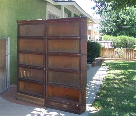 lawyers bookcase for sale 5 section lawyer bookcase for sale antique barrister