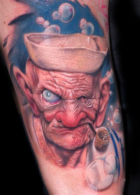 incredible tattoos an artist near venice alex de pase