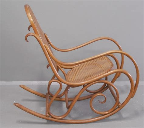 vintage mid century thonet style bentwood rocking chair rocking chair design thonet bentwood rocking chair mid