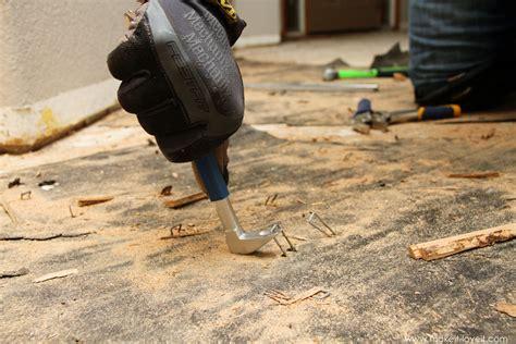 home improvement how to remove hardwood floors make it