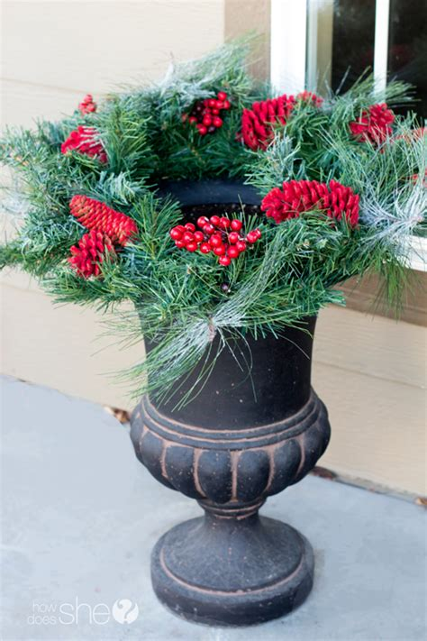 porch topiary diy outdoor porch topiaries tutorial less than