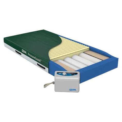 Average Expectancy Of A Mattress by Span America Pressureguard Apm Alternating Pressure Air