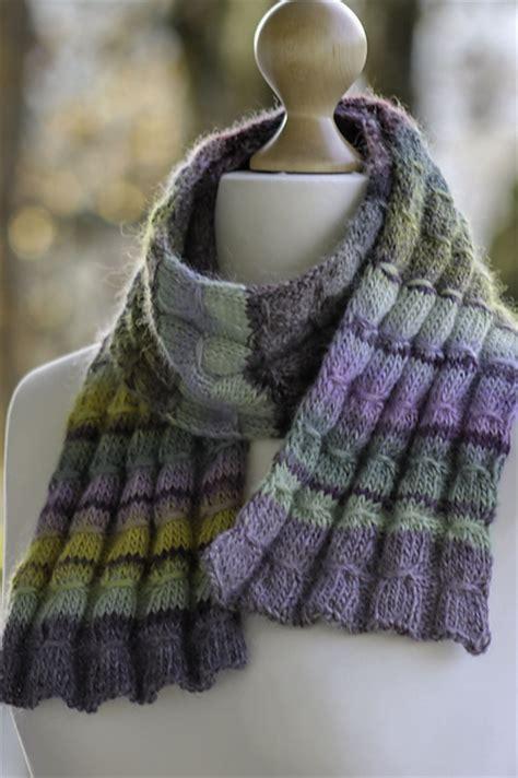knitting patterns galore scarves knitting patterns galore gathered rib scarf