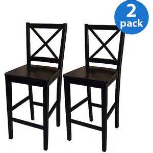 Virginia Cross Back Stool 24 Set Of 2 Espresso by 17 Best Images About Kitchen On Espresso