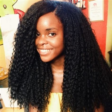 crochet braids with short curly hair Archives   Best