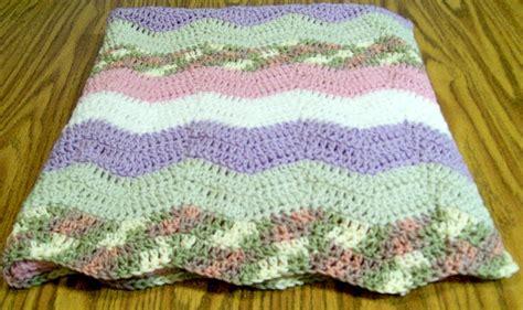 Handmade Blanket - handmade crochet baby blanket baby bedding gift crib
