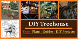 Plans For Outdoor Bench Treehouse Plans Ideas Guides Construct101