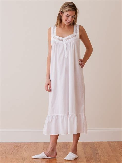 white cotton nightgowns  girls fuzzbeed hd gallery