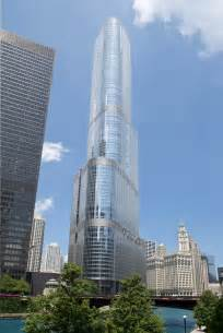 Trump Tower Address Trump Tower 183 Buildings Of Chicago 183 Chicago Architecture