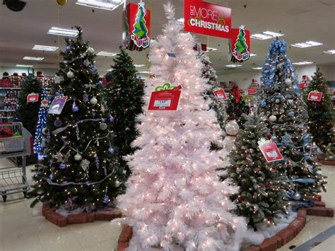 rotating prelit christmas trees at kmart kmart artificial trees b