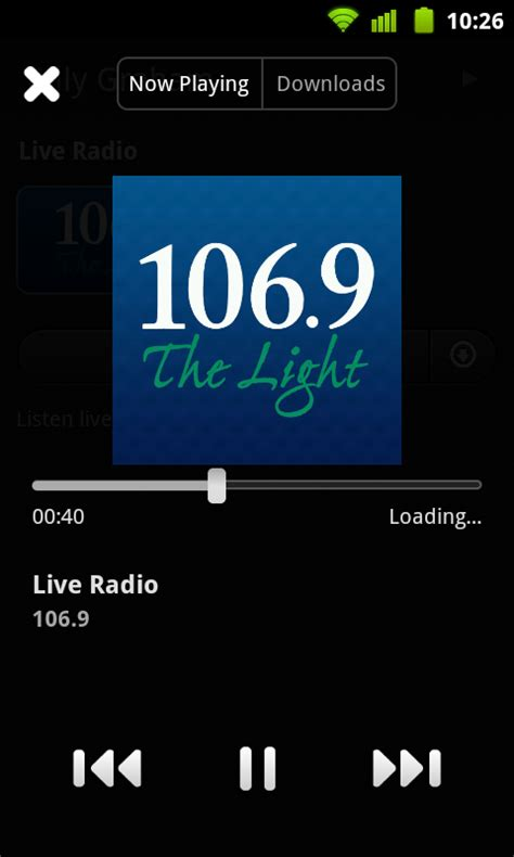 106 9 The Light Listen by Billy Graham Android Apps On Play
