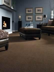 Living Room Paint Color With Blue Carpet 1000 Ideas About Brown Carpet On Oak