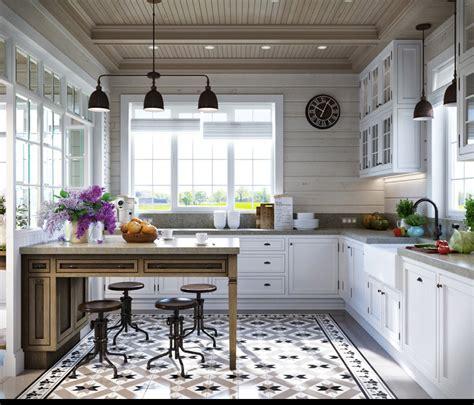 Provence Kitchen Design   дизайн интерьера интерьеры прованс средиземноморский