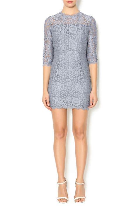 B L F Lace Dress dress forum inc lace overlay dress from manhattan by dor l