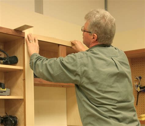 Peel And Stick Veneer For Kitchen Cabinets by Refacing With Peel Stick Veneer Walzcraft Cabinet