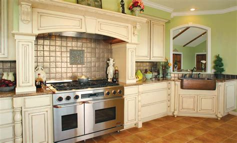 Country kitchen cabinets awesome ideas design kitchen vectronstudios