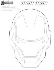 gallery gt iron man template mask