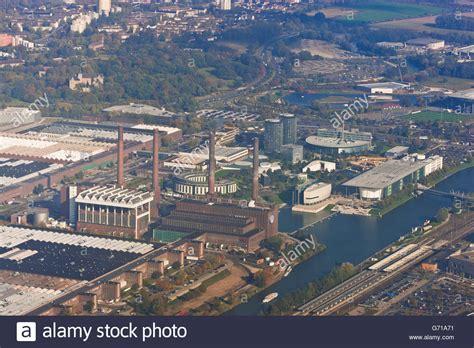 Vw Auto Wolfsburg by Volkswagen Factory Wolfsburg Autostadt Stockfotos