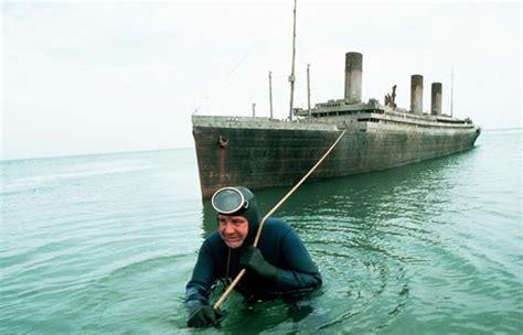 titanic boat scene script huge titanic model from the movie quot raise the titanic