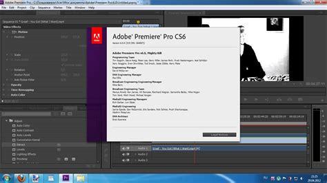 adobe premiere cs6 with crack adobe premiere pro cs6 2012 рс русский скачать через торрент