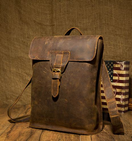 the 25+ best leather laptop backpack ideas on pinterest