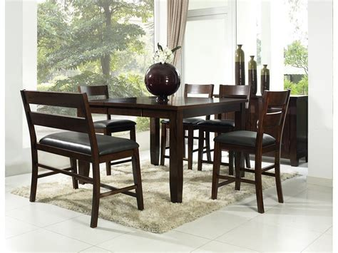 pub style dining sets seats 8 loccie better homes