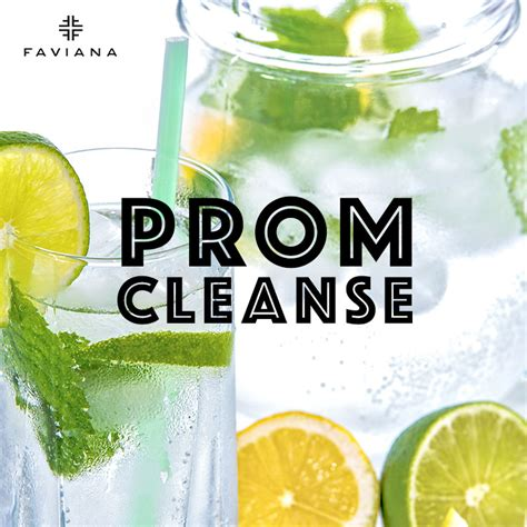 Glam Detox by Prom Cleanse Glam Gowns