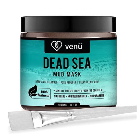 Pinklab Dead Sea Mask Pinklab Brush is the aztec secret indian healing clay mask worth it