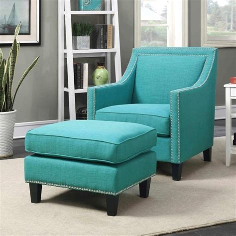 turquoise accent chairs chair design