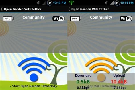 open garden apk featured app open garden wi fi tethering for android apk noypigeeks