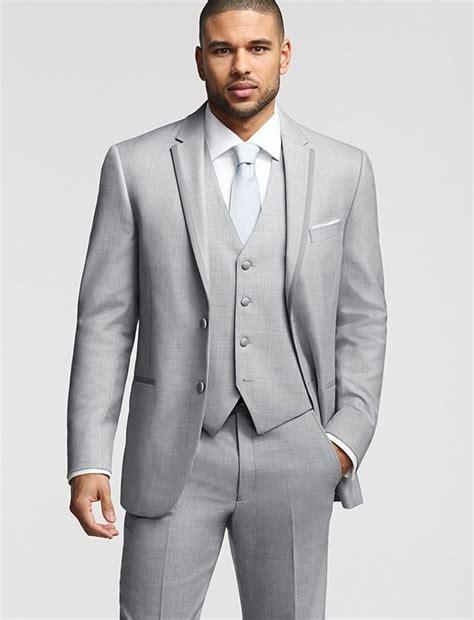 light gray vested suit joseph abboud two button light gray 120 s framed