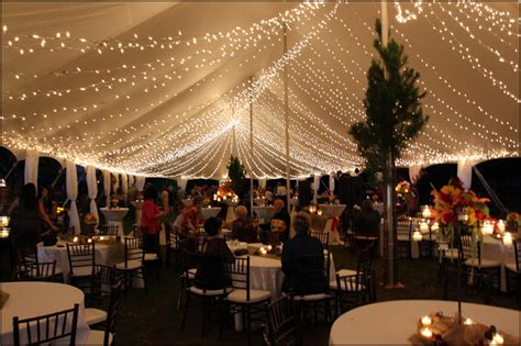 lights wedding reception wedding tent lighting ideas wedding string lights