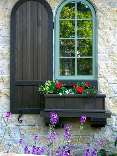Cottage Window Boxes by Window Boxes In Adding Charm To The Fairytale