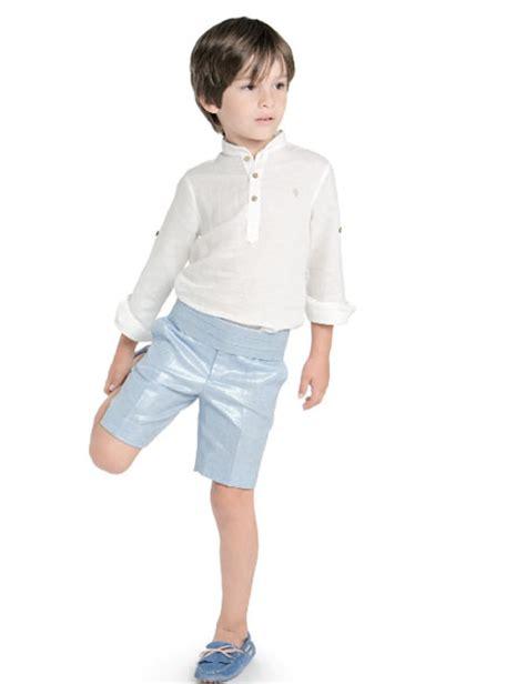 la ropa de vestir para ni 241 os vista por los mejores dise 241 adores moda infantil primavera verano