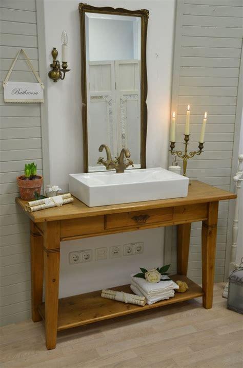 Waschtisch Mit Unterschrank Landhausstil by Waschtisch Holz Landhausstil Bvrao